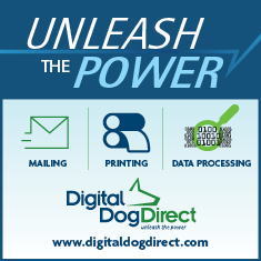 Digital Dog Direct Printing and Mailing