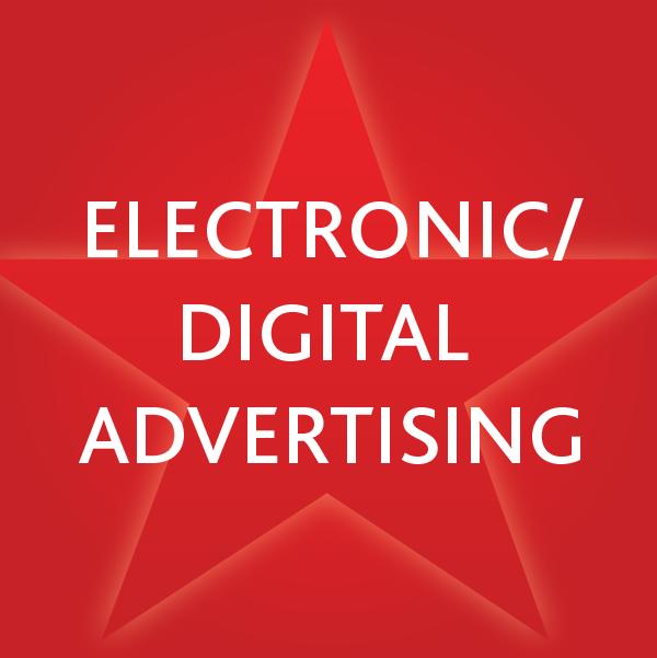 Electronic/Digital Advertising